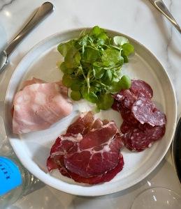 The Wine Rooms Cambridge meat platter