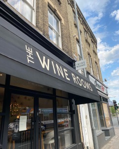The Wine Rooms Cambridge Hills Road exterior