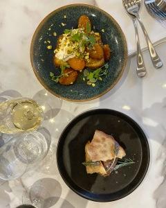 The Wine Rooms Cambridge desserts