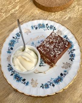 Kingston Arms Cambridge biscuit cake