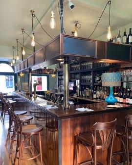 Kingston Arms Cambridge bar seating